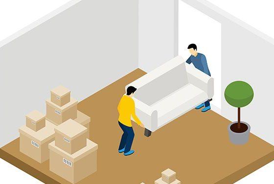 Ilustración de las ayudas al alquiler